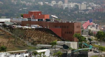 Venezuela protesta ante EEUU por incursión aérea