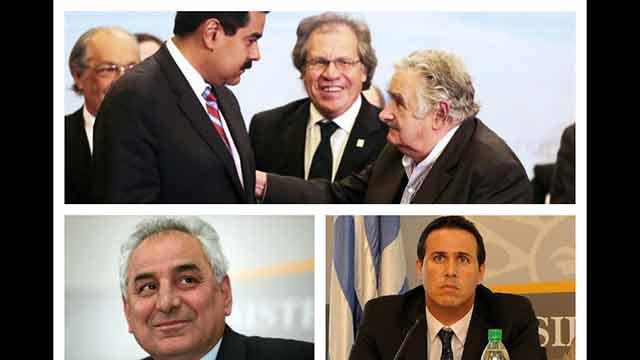 Carta de Mujica a Almagro provoca estampida de asesores en la OEA