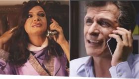 Cómico argentino imita a Macri y Cristina en plena discusión