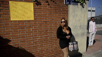 Monjas vestidas como prostitutas rescatan a esclavas sexuales de burdeles