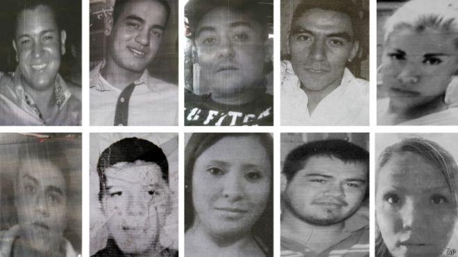 Condenados a 520 años de cárcel por la muerte de 13 jóvenes en bar de México