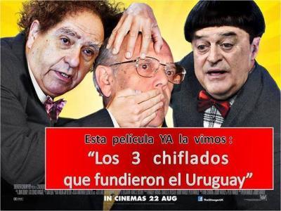 Los estadistas fallidos de Uruguay