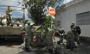 Intendencia de Montevideo solicitará prórroga del convenio con el Ejército para limpiar la ciudad