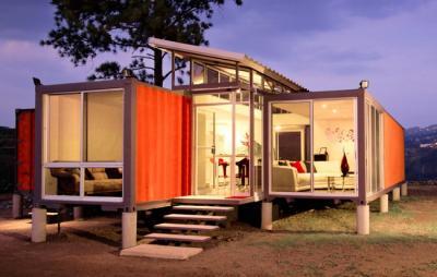 Las casas hechas de contenedores pueden ser fabulosas