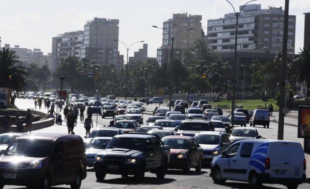 Patente de rodados en Uruguay: mayoría aumenta por encima de la inflación