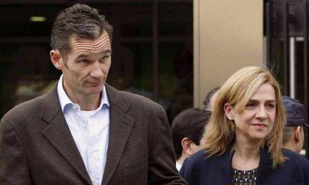 Hermana y cuñado del Rey de España se sientan en el banquillo por corrupción