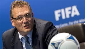 FIFA despide a su secretario general Jérôme Valcke por caso de corrupción