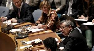 Nin Novoa habla ante la ONU sobre el conflicto en Medio Oriente