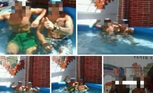 Una piscina polémica en el Comcar