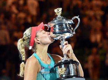 La alemana Angelique Kerber rompe los pronósticos y a Serena Williams