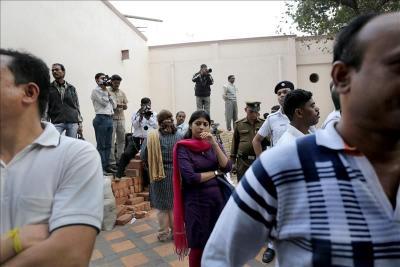 Tres condenados a muerte por la violación y asesinato de una joven en la India
