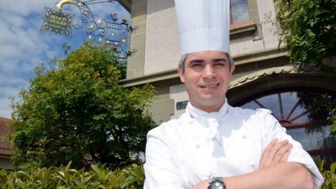 """Se suicidó a los 44 años Benoit Violier, el """"mejor chef del mundo"""""""