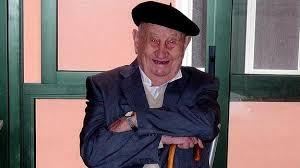 Muere en España un vinicultor que solo bebía vino y vivió 107 años