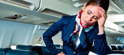 Tripulación termina a las trompadas y el avión debe aterrizar de emergencia