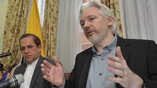 """WikiLeaks: Naciones Unidas """"falla que la detención de Julian Assange es arbitraria"""""""