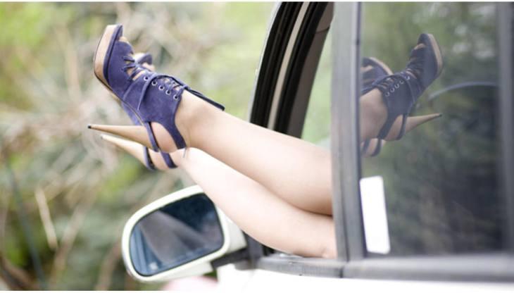 No es ilegal tener relaciones íntimas en el auto... por lo menos en México