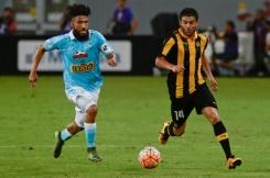 Peñarol sacó valioso empate con Sporting Cristal en Libertadores