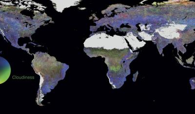 Este mapa muestra en qué lugares golpeará con mayor dureza el cambio climático