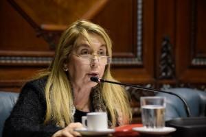 Políticos conmovidos por muerte de senadora Martha Montaner