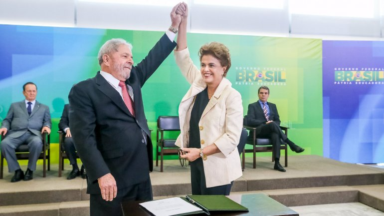 Lula asume como Ministro tras anulación de medida cautelar que bloqueaba su nombramiento