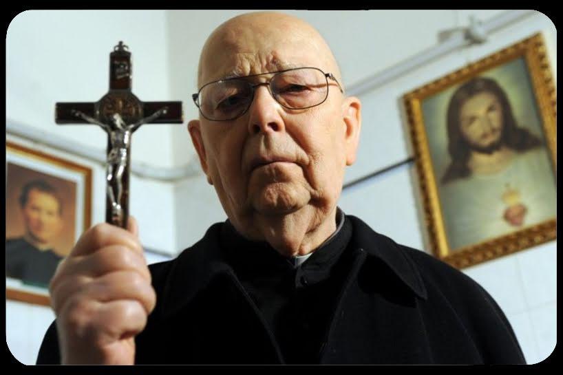 La historia del exorcista Gabriele Amorth, el cazador de demonios más famoso de la Iglesia Católica