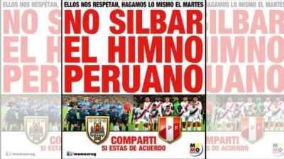 En Perú reconocen el respeto charrúa