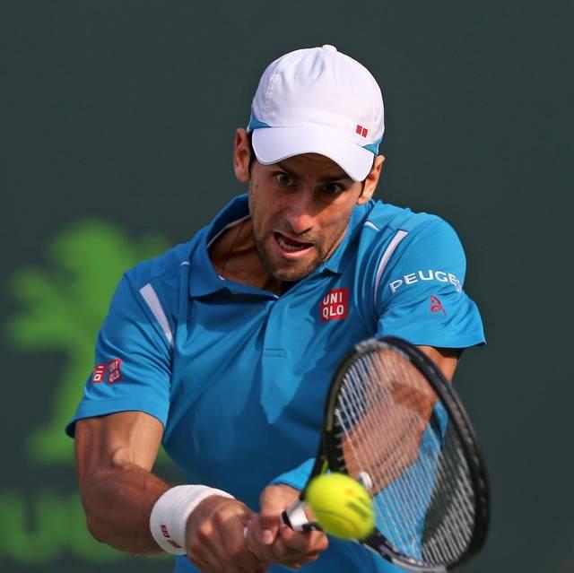Djokovic triunfa y acumula números de espanto