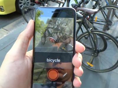 Una app ayuda a discapacitados visuales a 'ver'