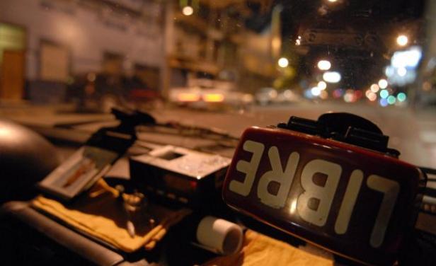 Tarifa del taxi aumentará 8,5% desde esta medianoche en todo el país