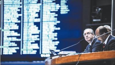 Cunha, principal enemigo político de Dilma, desvió millones a través de Uruguay gracias a Ignacio de Posadas