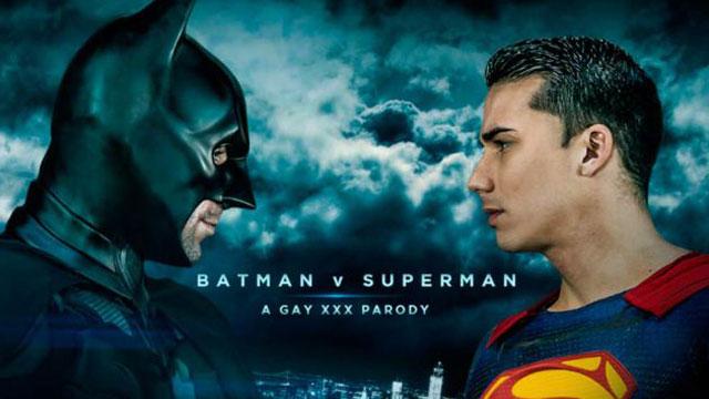 Batman robin porno gay