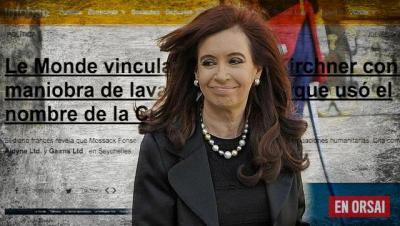 La mentira duró un día: Le Monde desvinculó a CFK de Panamá Papers y derrumbó operación de Infobae