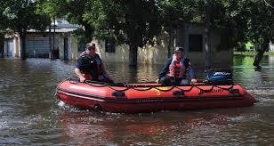 10.290 personas fuera de sus hogares por inundaciones en Uruguay