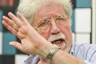 """Empresario """"izquierdista"""" Valenti, llamado por muchos el Lanata uruguayo, arma lío de nuevo en el FA"""
