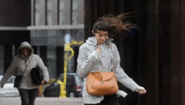 Montevideo bajo alerta amarilla por frío y vientos