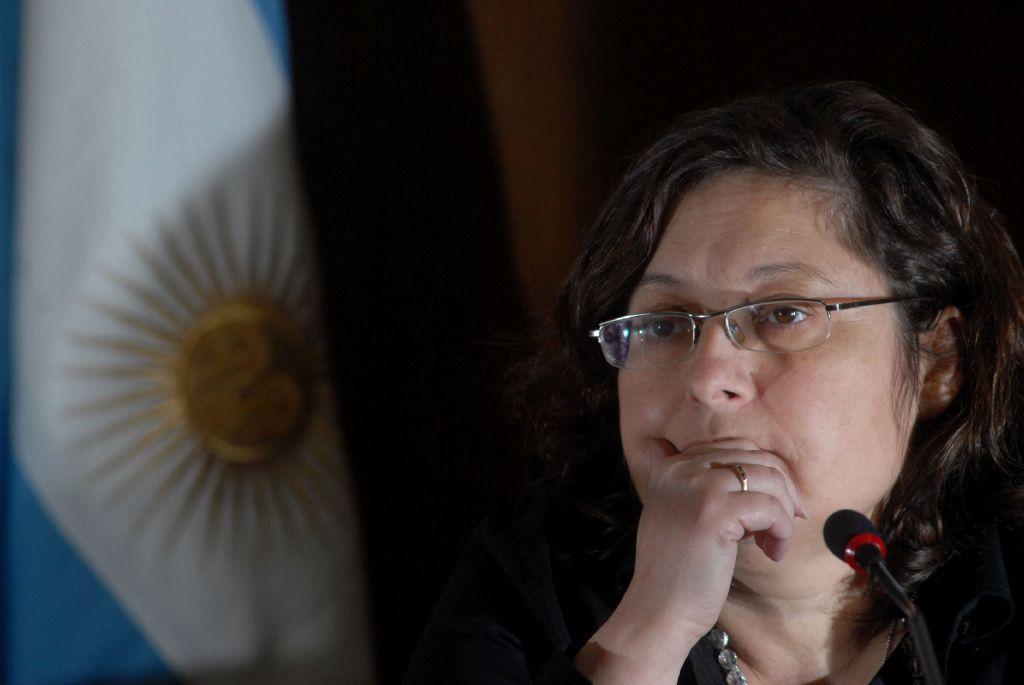 """Diputada argentina Ocaña disparó contra Damiani: """"Debe justificar los fondos que recibió"""""""