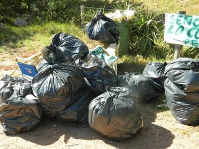 El gobierno de Uruguay quiere desestimular el uso de bolsas de plástico