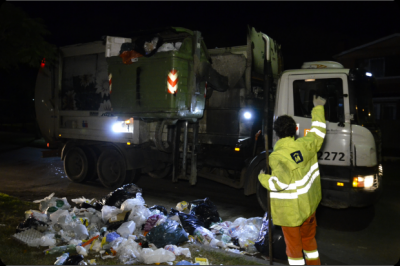 Jornada de limpieza en Montevideo: ya se levantaron 700 toneladas de basura