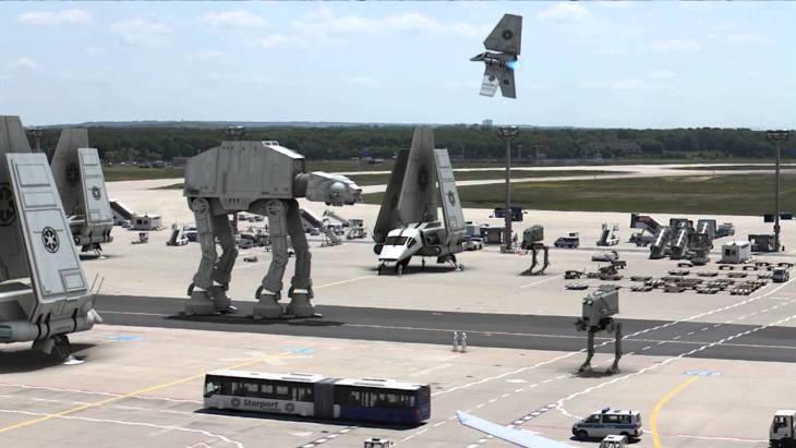 La tecnología de Star Wars que se hizo realidad