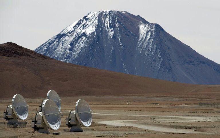Captan en Chile indicios de planetas escondidos o desplazados