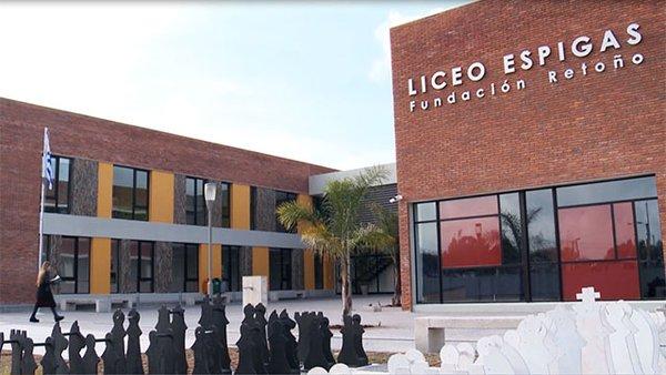 Inauguran Liceo modelo en Puntas de Manga: gratuito y de tiempo completo
