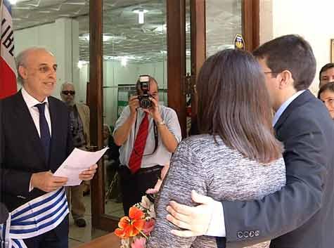 Rechazan proyecto para habilitar a escribanos celebrar casamientos en Uruguay