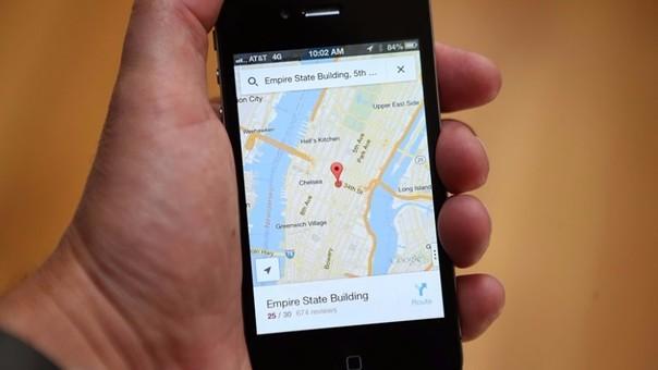 6 de 10 diez usuarios de Internet utilizan apps de localización; aseguró experto de Google en Montevideo