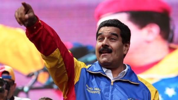 """Presidente de Venezuela: """"En España hace falta un Nicolás Maduro"""""""