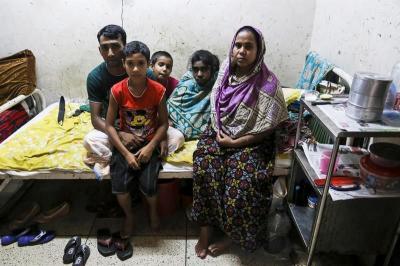 """La ciencia, última esperanza para la """"niña lobo"""" de Bangladesh"""