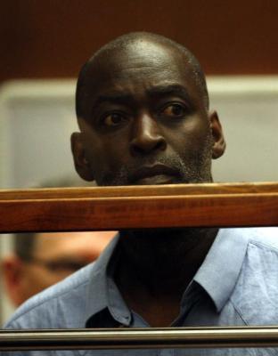 """Declaran culpable al actor de """"Al margen de la ley"""" por matar a su esposa"""