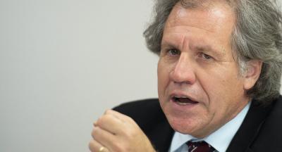 Almagro se queda solo en la OEA al invocar la Carta Democrática