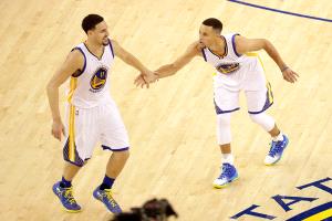 Warriors dan primer golpe en final de NBA al vencer a Cavaliers