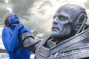 "Fox ofrece disculpas por afiche de ""X-Men: Apocalipsis"" donde estrangulan al personaje de Jennifer Lawrence"