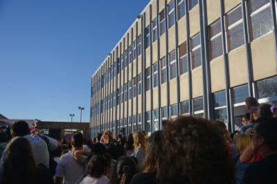 Paro nacional de secundaria este jueves tras nueva agresión de estudiante a profesores